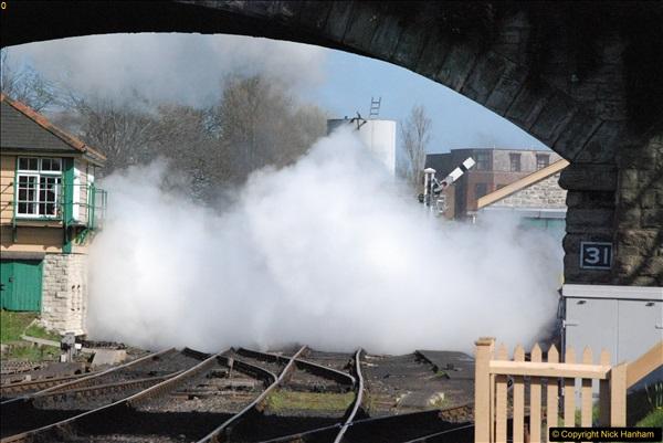 2017-03-31 The Swanage Railway Strictly Bulleid Gala.  (310)310