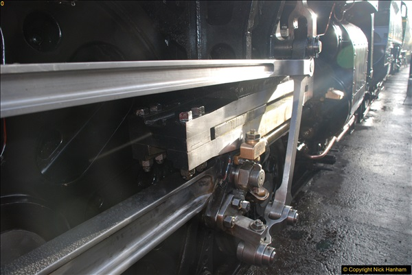 2017-03-31 The Swanage Railway Strictly Bulleid Gala.  (39)039