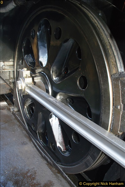 2017-03-31 The Swanage Railway Strictly Bulleid Gala.  (44)044