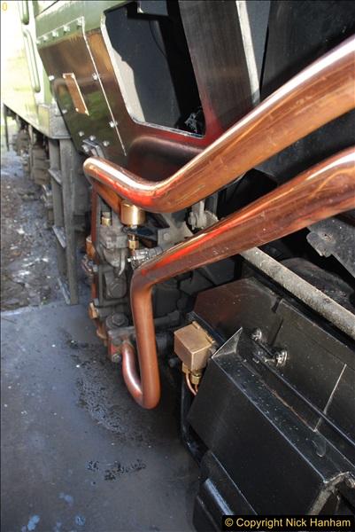 2017-03-31 The Swanage Railway Strictly Bulleid Gala.  (45)045
