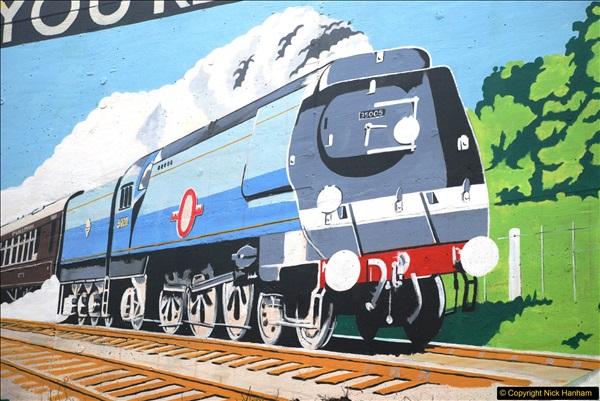 2017-03-31 The Swanage Railway Strictly Bulleid Gala.  (58)058