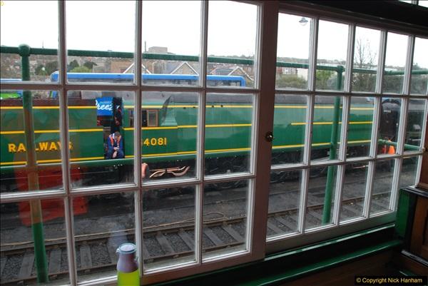 2017-03-31 The Swanage Railway Strictly Bulleid Gala.  (80)080