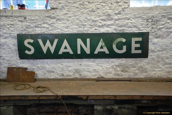 2017-03-31 The Swanage Railway Strictly Bulleid Gala.  (95)095