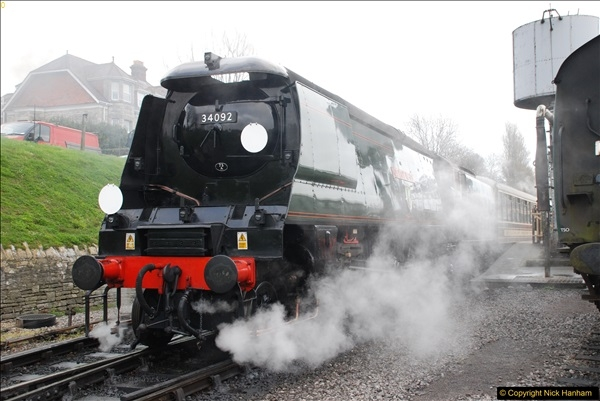 2017-03-31 The Swanage Railway Strictly Bulleid Gala.  (100)100