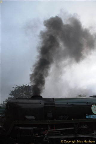 2017-03-31 The Swanage Railway Strictly Bulleid Gala.  (11)011
