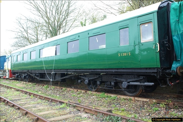 2017-03-31 The Swanage Railway Strictly Bulleid Gala.  (121)121