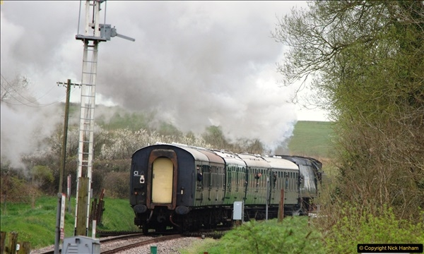 2017-03-31 The Swanage Railway Strictly Bulleid Gala.  (128)128
