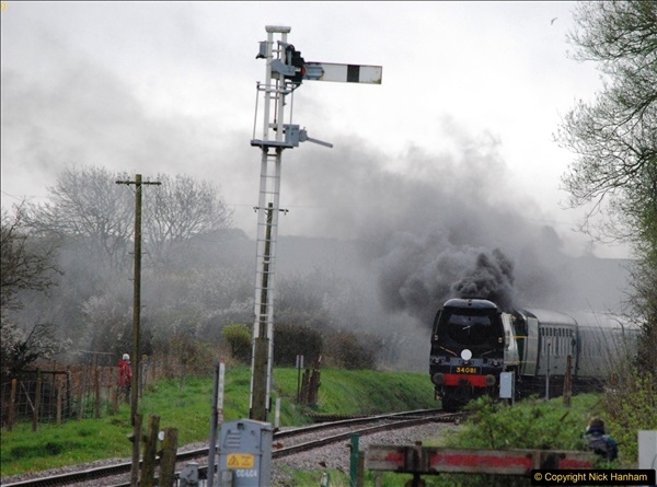 2017-03-31 The Swanage Railway Strictly Bulleid Gala.  (130)130