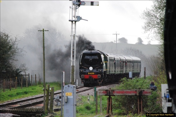 2017-03-31 The Swanage Railway Strictly Bulleid Gala.  (131)131