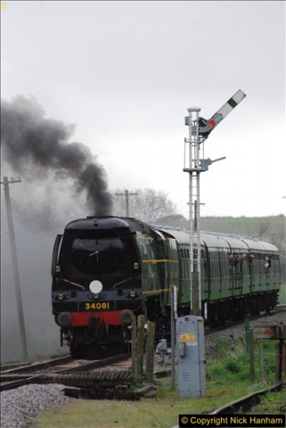 2017-03-31 The Swanage Railway Strictly Bulleid Gala.  (132)132