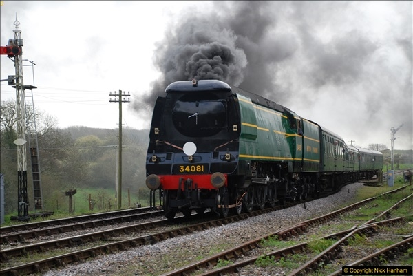 2017-03-31 The Swanage Railway Strictly Bulleid Gala.  (137)137