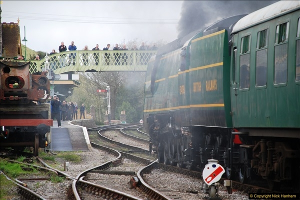 2017-03-31 The Swanage Railway Strictly Bulleid Gala.  (139)139