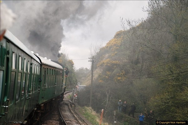 2017-03-31 The Swanage Railway Strictly Bulleid Gala.  (143)143