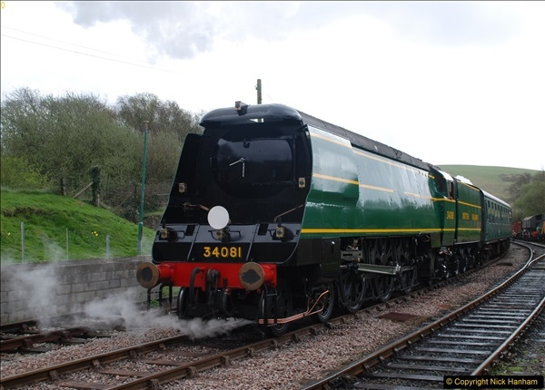 2017-03-31 The Swanage Railway Strictly Bulleid Gala.  (146)146