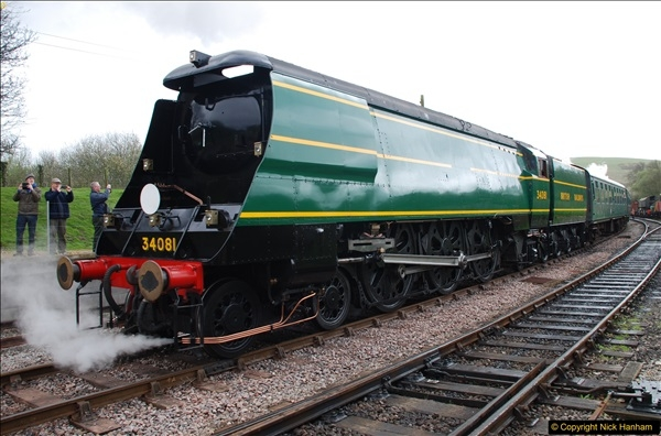 2017-03-31 The Swanage Railway Strictly Bulleid Gala.  (147)147