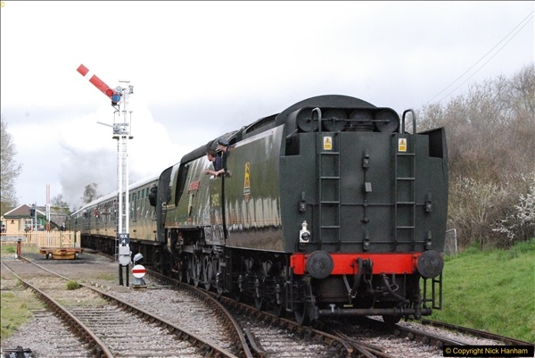 2017-03-31 The Swanage Railway Strictly Bulleid Gala.  (153)153