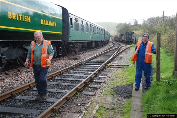 2017-03-31 The Swanage Railway Strictly Bulleid Gala.  (162)162