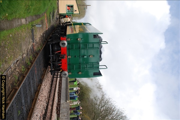 2017-03-31 The Swanage Railway Strictly Bulleid Gala.  (164)164