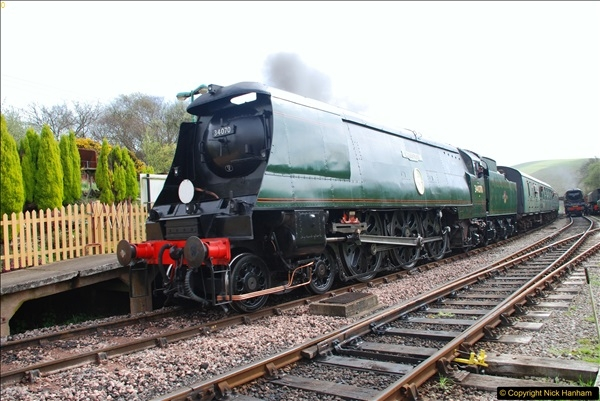 2017-03-31 The Swanage Railway Strictly Bulleid Gala.  (172)172