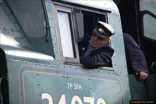 2017-03-31 The Swanage Railway Strictly Bulleid Gala.  (173)173