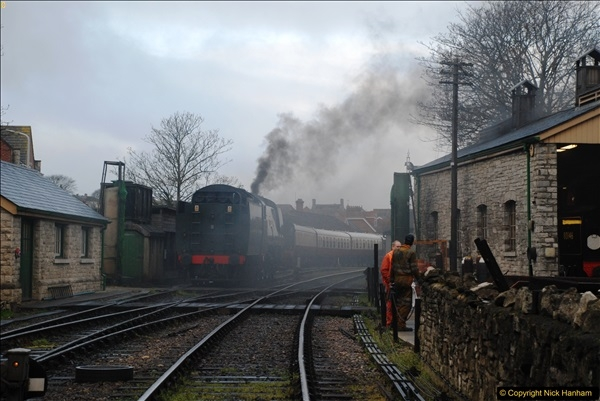 2017-03-31 The Swanage Railway Strictly Bulleid Gala.  (20)020