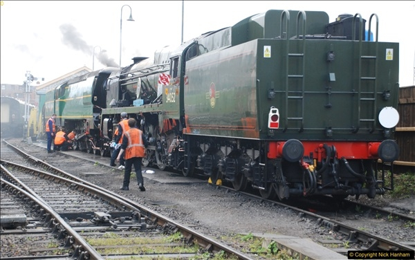 2017-03-31 The Swanage Railway Strictly Bulleid Gala.  (21)021