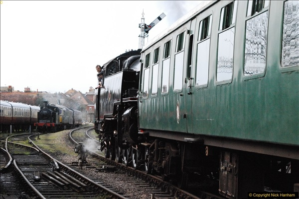 2017-03-31 The Swanage Railway Strictly Bulleid Gala.  (231)231