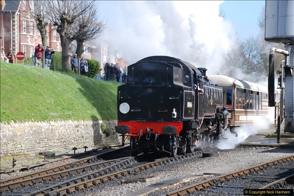 2017-03-31 The Swanage Railway Strictly Bulleid Gala.  (237)237