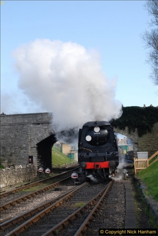 2017-03-31 The Swanage Railway Strictly Bulleid Gala.  (259)259