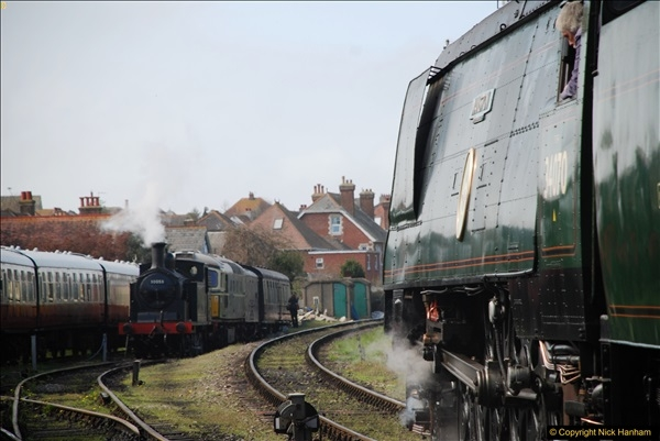 2017-03-31 The Swanage Railway Strictly Bulleid Gala.  (263)263