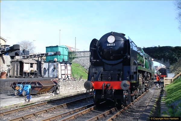 2017-03-31 The Swanage Railway Strictly Bulleid Gala.  (271)271