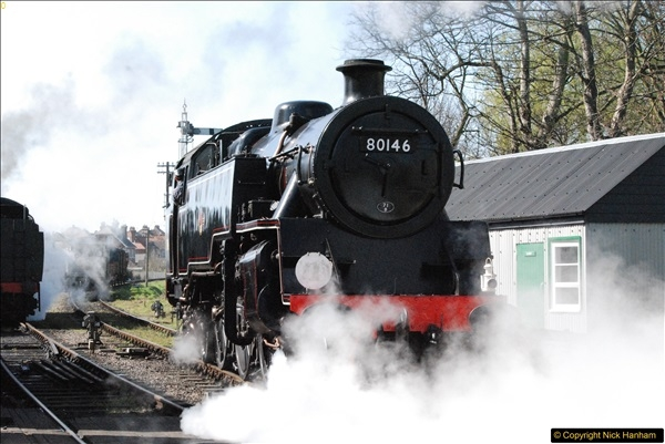 2017-03-31 The Swanage Railway Strictly Bulleid Gala.  (293)293