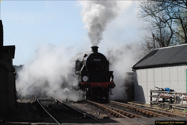 2017-03-31 The Swanage Railway Strictly Bulleid Gala.  (294)294