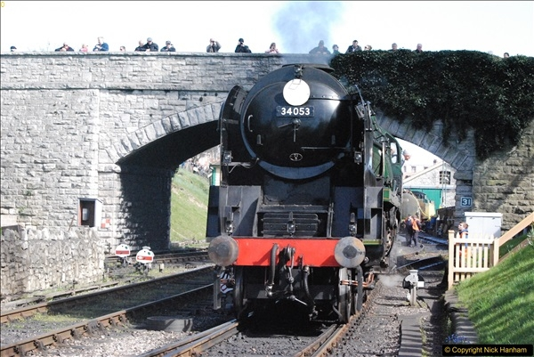 2017-03-31 The Swanage Railway Strictly Bulleid Gala.  (298)298