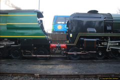 2017-03-31 The Swanage Railway Strictly Bulleid Gala.  (22)022