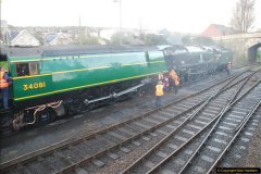 2017-03-31 The Swanage Railway Strictly Bulleid Gala.  (25)025