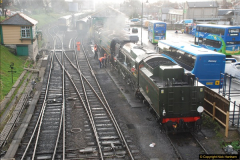 2017-03-31 The Swanage Railway Strictly Bulleid Gala.  (4)004