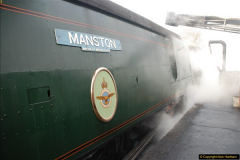 2017-03-31 The Swanage Railway Strictly Bulleid Gala.  (48)048