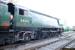 2017-03-31 The Swanage Railway Strictly Bulleid Gala.  (5)005