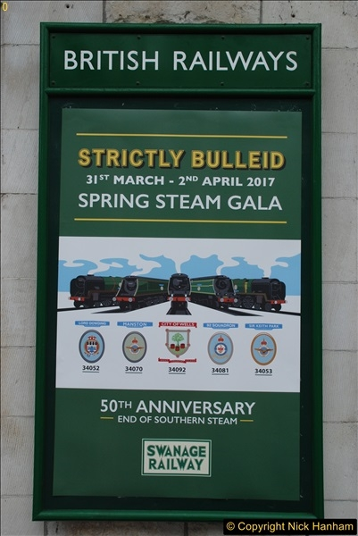 Strictly Bulleid 29 March 2017