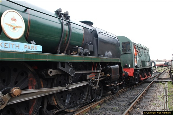 2017-03-29 Strictly Bulleid.  (60)060