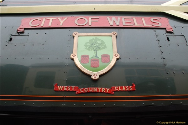 2017-03-29 Strictly Bulleid.  (66)066