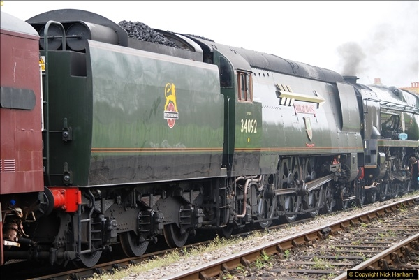 2017-03-29 Strictly Bulleid.  (76)076