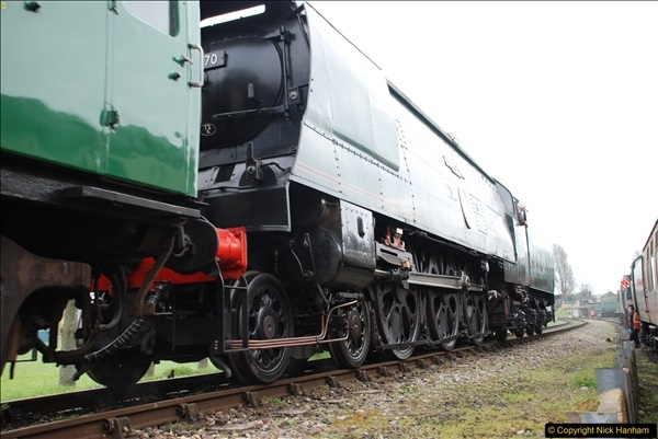 2017-03-29 Strictly Bulleid.  (96)096