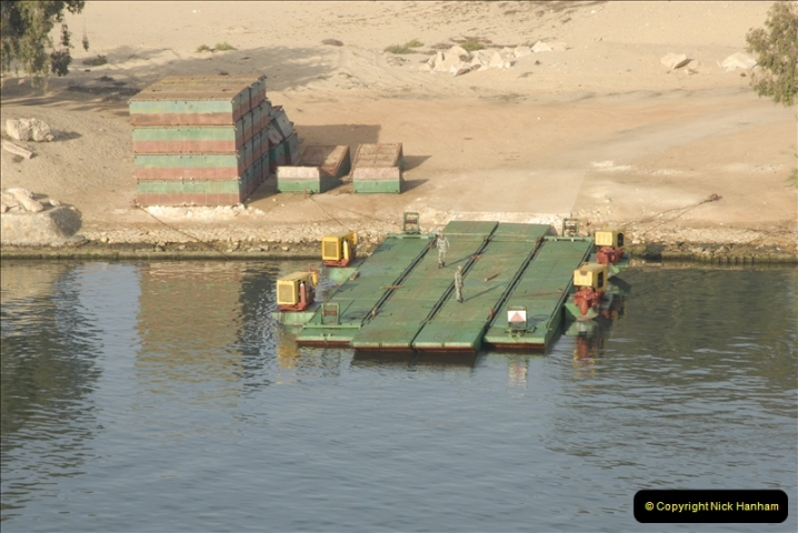 2011-11-10 North to South Transit of the Suez Canal, Egypt.  (11)