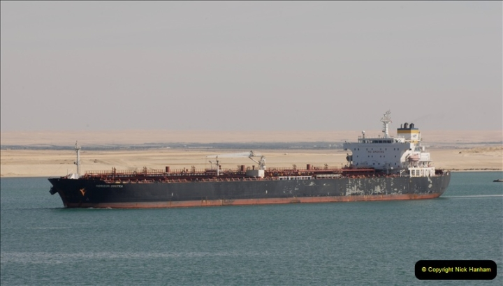 2011-11-10 North to South Transit of the Suez Canal, Egypt.  (156)