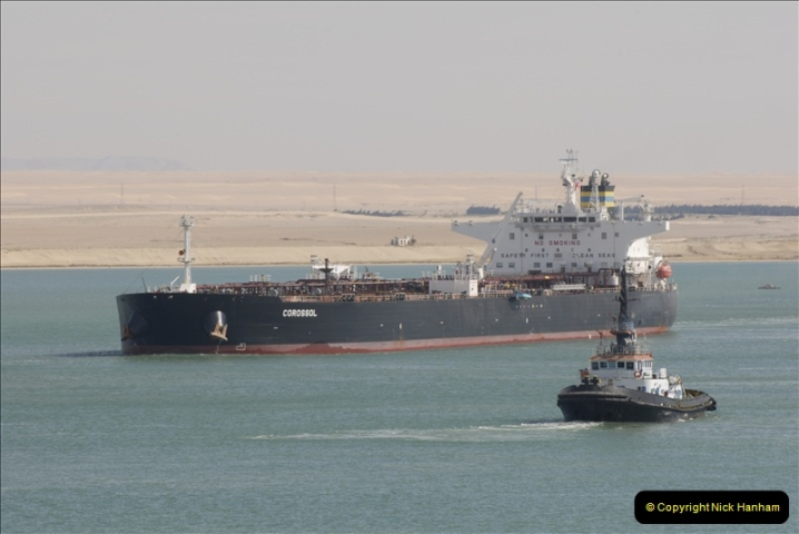 2011-11-10 North to South Transit of the Suez Canal, Egypt.  (191)