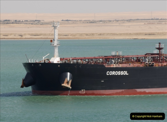 2011-11-10 North to South Transit of the Suez Canal, Egypt.  (193)