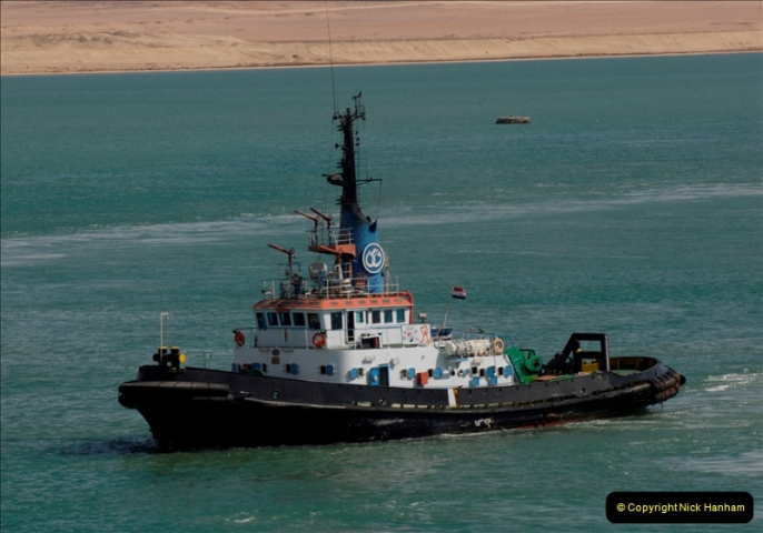 2011-11-10 North to South Transit of the Suez Canal, Egypt.  (196)