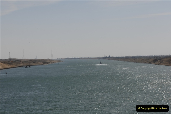 2011-11-10 North to South Transit of the Suez Canal, Egypt.  (201)